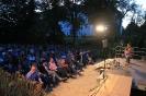 Konzert Sommer Open Air im Garten