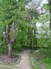 Garten im Mai der Umweltstation Waldsassen