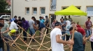 Aktion Interkultureller Garten Gestaltung Umweltstation KUBZ_1