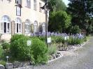 Garten im Juni der Umweltstation Waldsassen