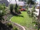 Garten im September der Umweltstation Waldsassen