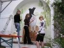 Gestaltung Klostermauern Stiftsbrunnen der Mädchenrealschule Waldsassen