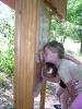 Riechstation im Naturerlebnisgarten Waldsassen